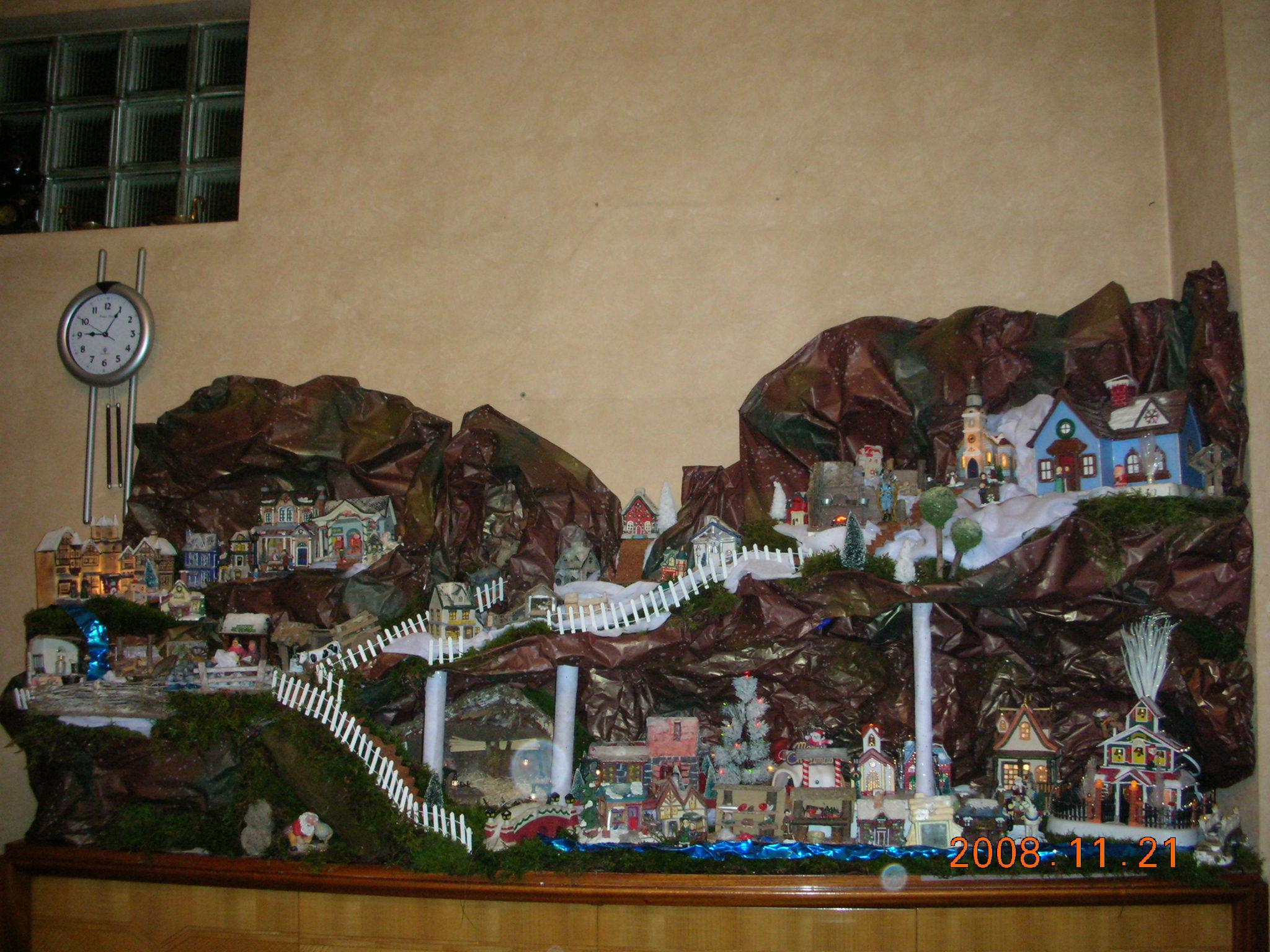 #664628 Décoration Village De Noel Miniature 5463 decorations de noel miniatures 2048x1536 px @ aertt.com
